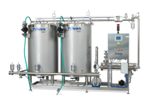 CIP systems for the dairy sector