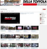 Della Toffola Group Youtube Channel